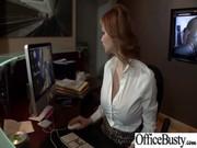 Sexy Big Tits Office Girls Get Banged vid-29
