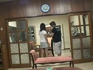 desperate woman cheating gangbanged during  man