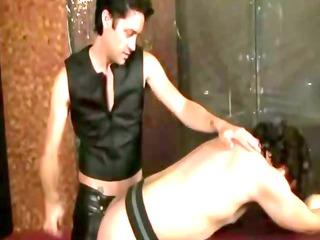 the spanking starts of slow but aspiration pick
