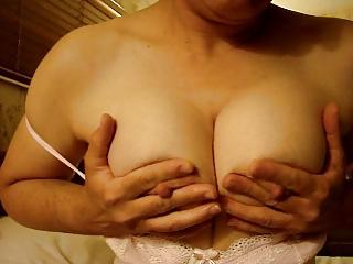 furry nipple fresh boob rub