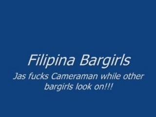 philippines - filipina club babe jas bangs inside