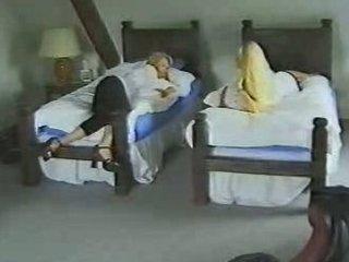 two sluts takes spanking