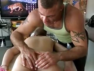 hirsute muscle dick licking gay wipes guys ass
