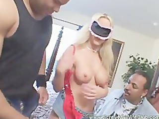 housewife screwed two brown libidos
