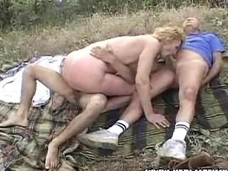 unmerciful older  elderly sex