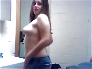 kitty, heavy amateur ex chick exposing cave and