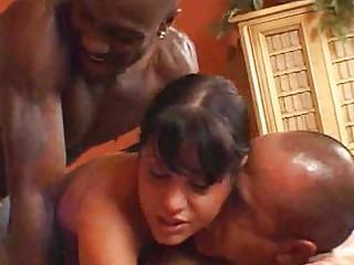 maryanna really worships giant ebony penis