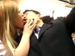 2 extremely impressive schoolgirls licking